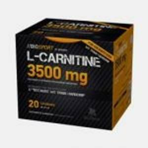 Biosport L-Carnitina 3500mg 20 unidoses 10ml