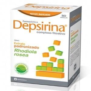 Depsirina® 50 cápsulas