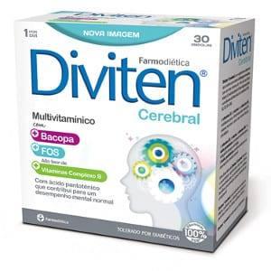 Diviten® Cerebral 30 ampolas