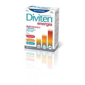 Diviten® Energia 30 comprimidos