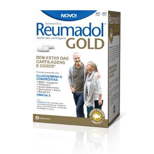 Reumadol® Gold 30 comprimidos + 30 cápsulas