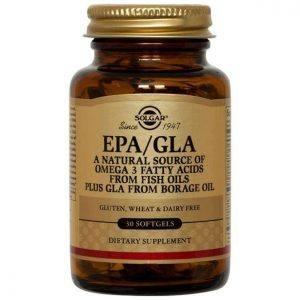 Solgar EPA/GLA One-A-Day 30-60 cápsulas moles