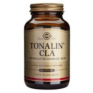 Solgar Tonalin CLA 1300mg 60 cápsulas moles