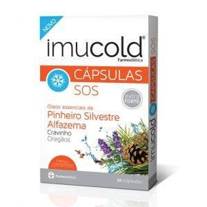 Imucold SOS 10 cápsulas