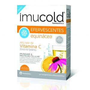 Imucold Efervescentes 12 comprimidos