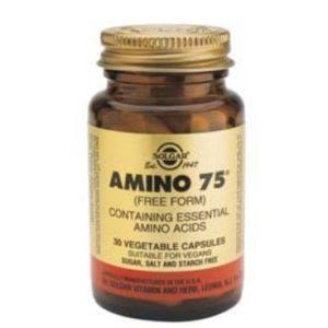 Solgar Amino 75-30 cápsulas