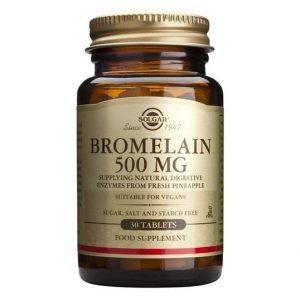 Solgar Bromelain 500mg 30 comprimidos