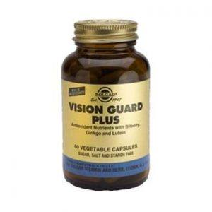 Solgar Vision Guard Plus 60 cápsulas