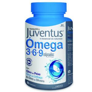 Juventus® Ómega 3-6-9 90 cápsulas