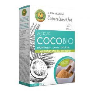 Cem Porcento Açúcar de Coco Bio 250g