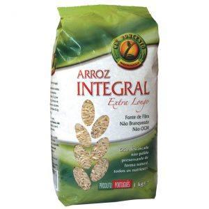 Arroz Integral Extra Longo 1kg