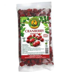 Bagas de Cranberry 125g
