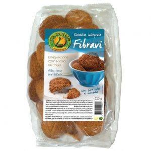 Biscoitos Integrais Fibravi 250g