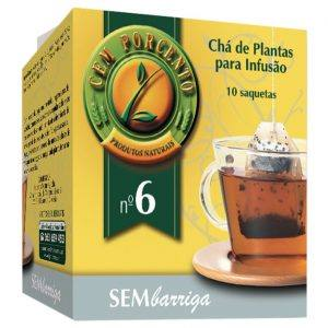 Chá nº 6 – Sem Barriga 10 saquetas