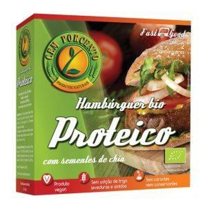 Cem Porcento Hambúrguer Bio Proteico 200g