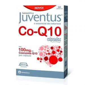 Juventus® Co-Q10 30 cápsulas