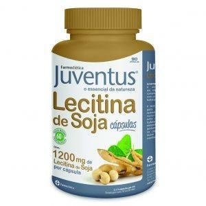 Juventus® Lecitina de Soja 90 cápsulas