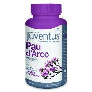 Juventus® Pau d'Arco 90 comprimidos