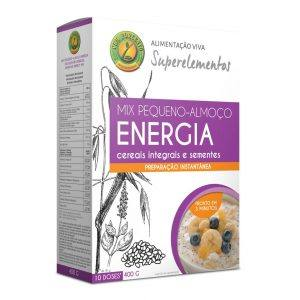 Mix Pequeno-Almoço Energia 400g