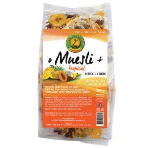 Muesli Tropical 500g