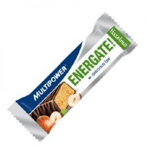 Multipower® Barra Energate Avelã 24 x 35g