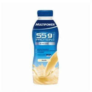 Multipower® Batido 55g Proteína Baunilha 500ml