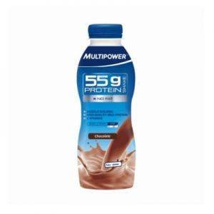 Multipower® Batido 55g Proteína Chocolate 500ml