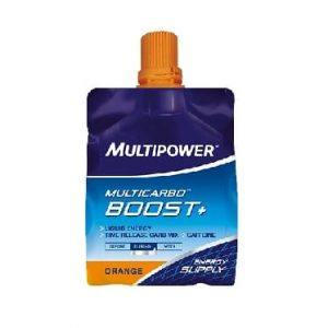 Multipower® Bebida Hidratos de Carbono Laranja 12 x 100ml