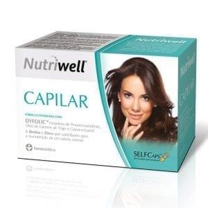 Nutriwell® Capilar 60 cápsulas
