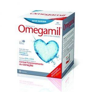 Omegamil® Ómega-3 90 cápsulas