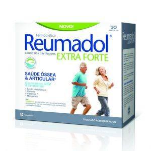 Reumadol® Extra Forte 30 ampolas