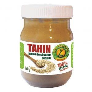 Tahin Pasta de Sésamo Natural 190g