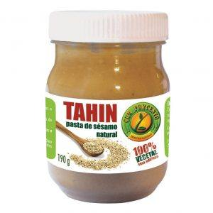 Cem Porcento Tahin Pasta de Sésamo Natural 190g