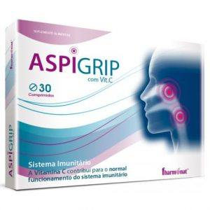 Aspigrip Fharmonat 30 comprimidos