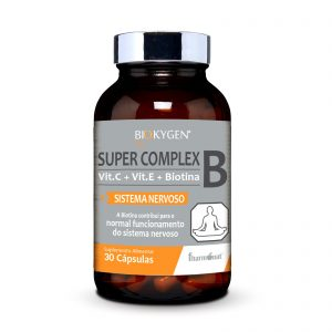 Biokygen Super Complex B Fharmonat 30 cápsulas