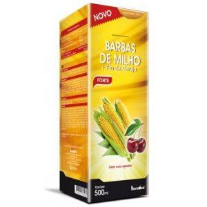 Barbas de Milho + Pés de Cereja Forte Fharmonat 500ml