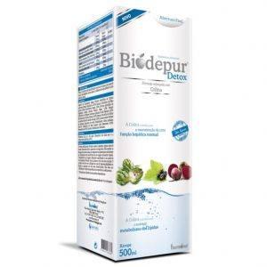 Biodepur Detox Fharmonat 500ml