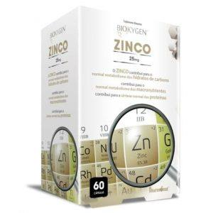 Biokygen® Zinco 60 cápsulas