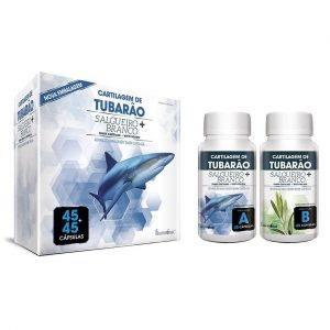 Biokygen® Cartilagem de Tubarão + Salgueiro Branco 45 + 45 cápsulas