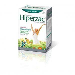 Hiperzac 50-120 cápsulas