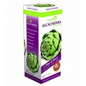 Phytogold Alcachofra + Pau d´Arco 500ml