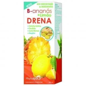 B-Ananás + Limão Drena 500ml