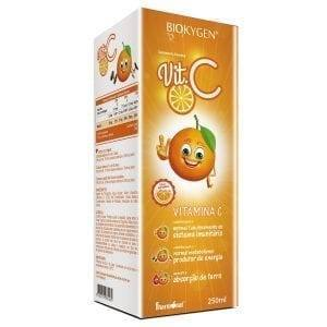 Biokygen Vit. C Fharmonat 250ml