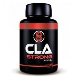 CLA Strong 2000mg 120 cápsulas
