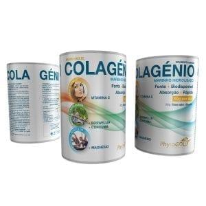Colagénio Marinho Hodrolisado Phytogold 300g