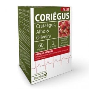 Dietmed Coriégus Plus 60 cápsulas