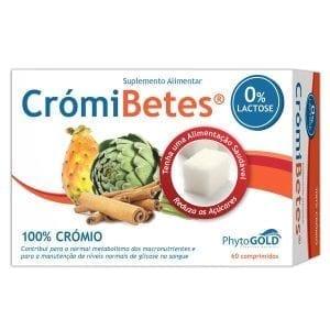 Phytogold CrómiBetes® 60 comprimidos