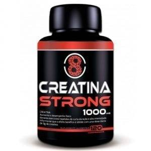 Creatina Strong 1000mg 120 comprimidos