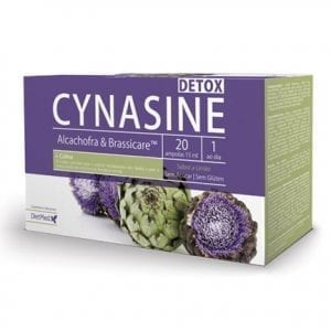 Cynasine Detox 20 ampolas