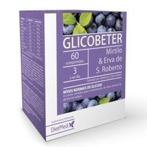 Dietmed Glicobeter 60 comprimidos